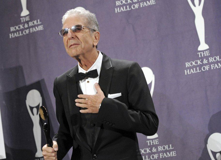 Leonard Cohen non è David Bowie: ascolti post-mortem nel Rock — Ornitorinco Nano