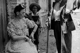 Frida Kahlo a Bologna.