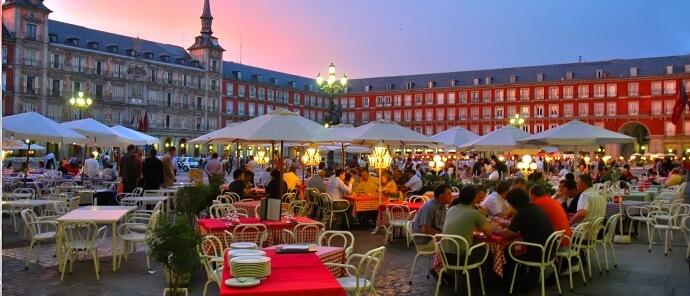 5 giorni a Madrid