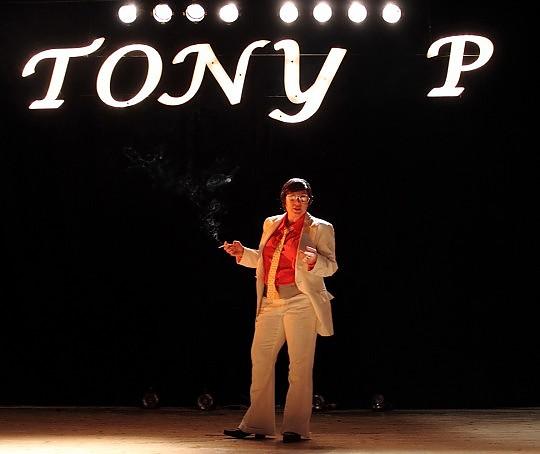 Iaia Forte. Tony Pagoda. Milano