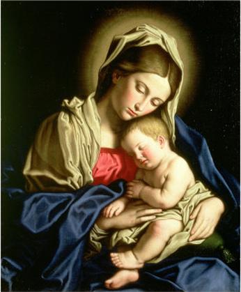 Sassoferrato. Dal Louvre a San Pietro. Perugia.