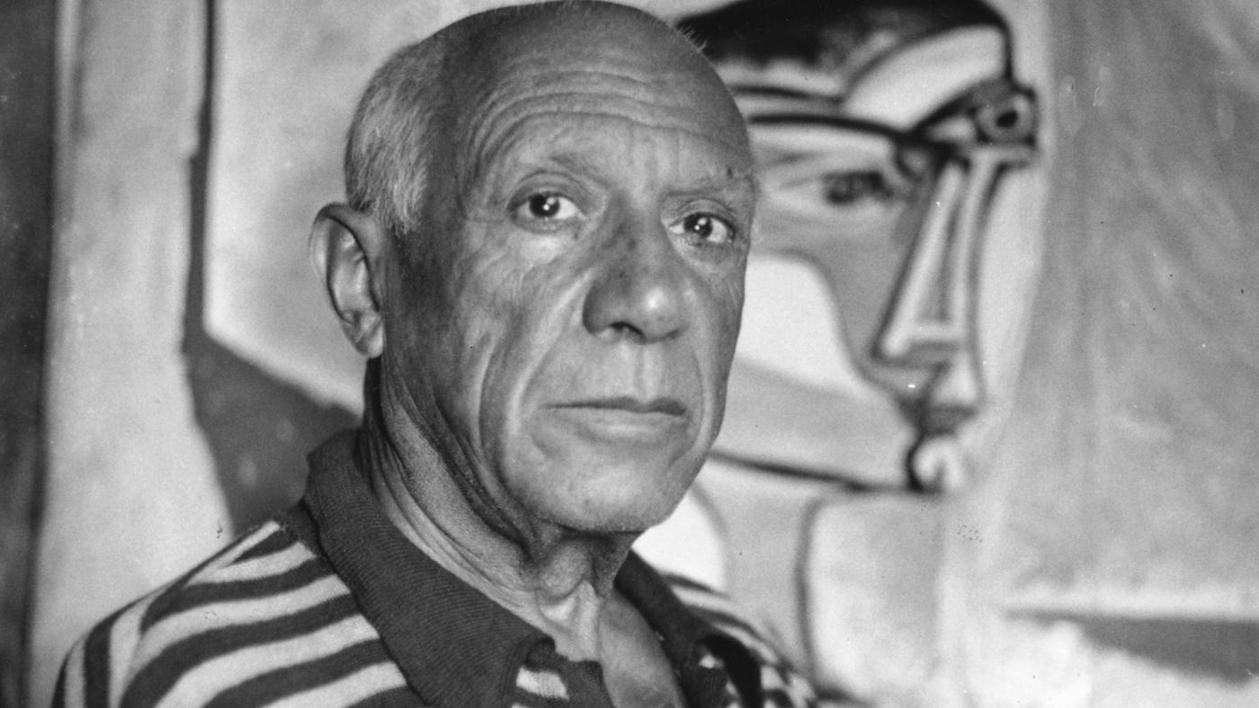Guernica. Picasso!