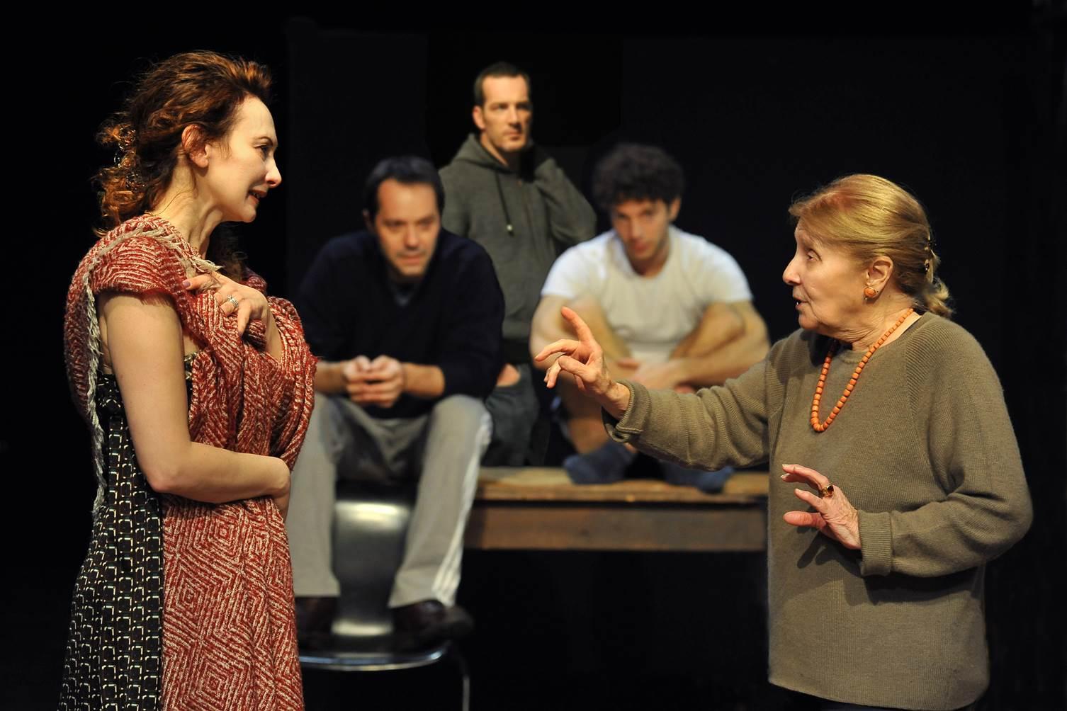 Emilia. Teatro Argentina. Roma.