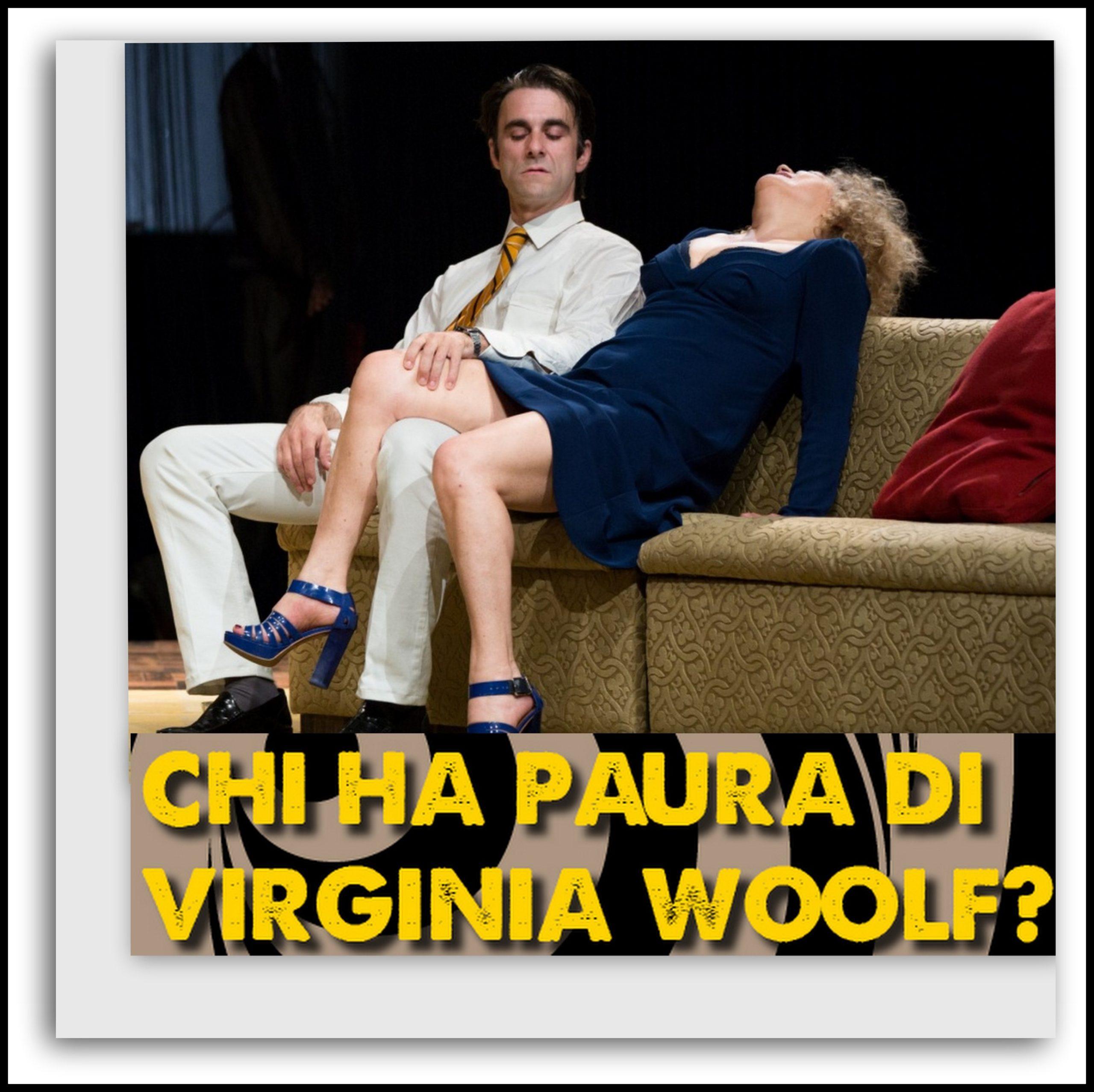 'Chi ha paura di Virginia Woolf?' Ancona. Teatro Sperimentale.