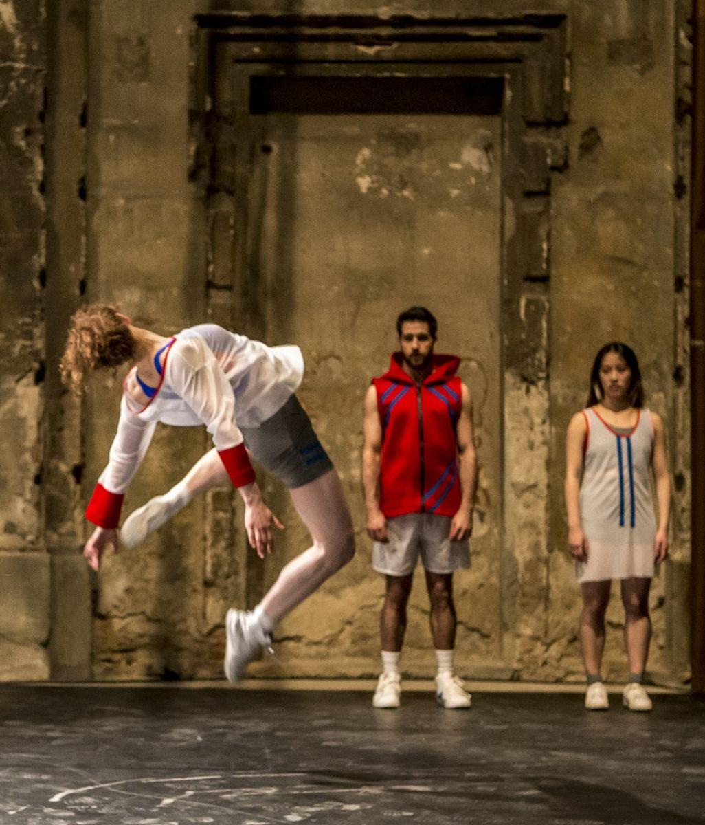 Twister. Teatro India. Roma.