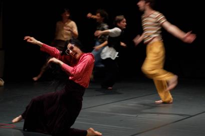 Sulla Felicità. Teatro Argentina. Roma.