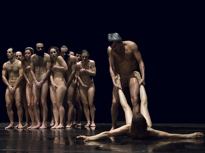 Bestie di scena. Teatro Argentina.