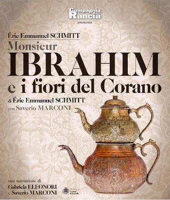 Monsieur Ibrahim e i fiori del Corano. Matelica.