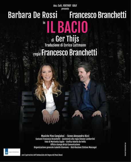 Il Bacio.Barbara De Rossi.