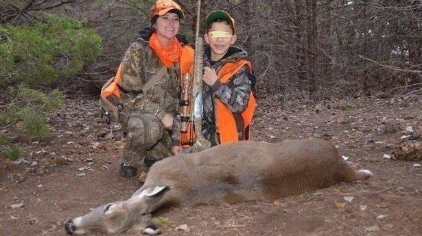 No all'ora di caccia a scuola!