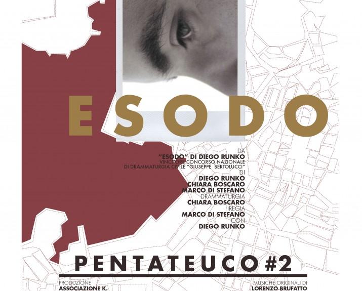 Esodo Pentateuco #2. P.S.Giorgio.