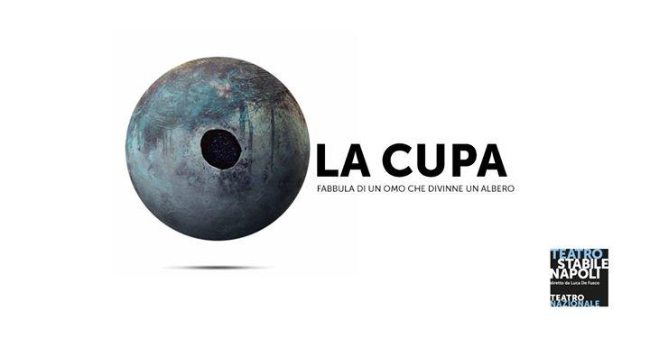 La Cupa. Teatro S.Ferdinando. Napoli.