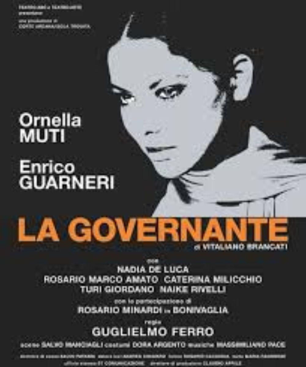 La Governante. Ornella Muti.
