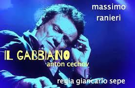 Il Gabbiano. Cechov, Ranieri e le Marche.