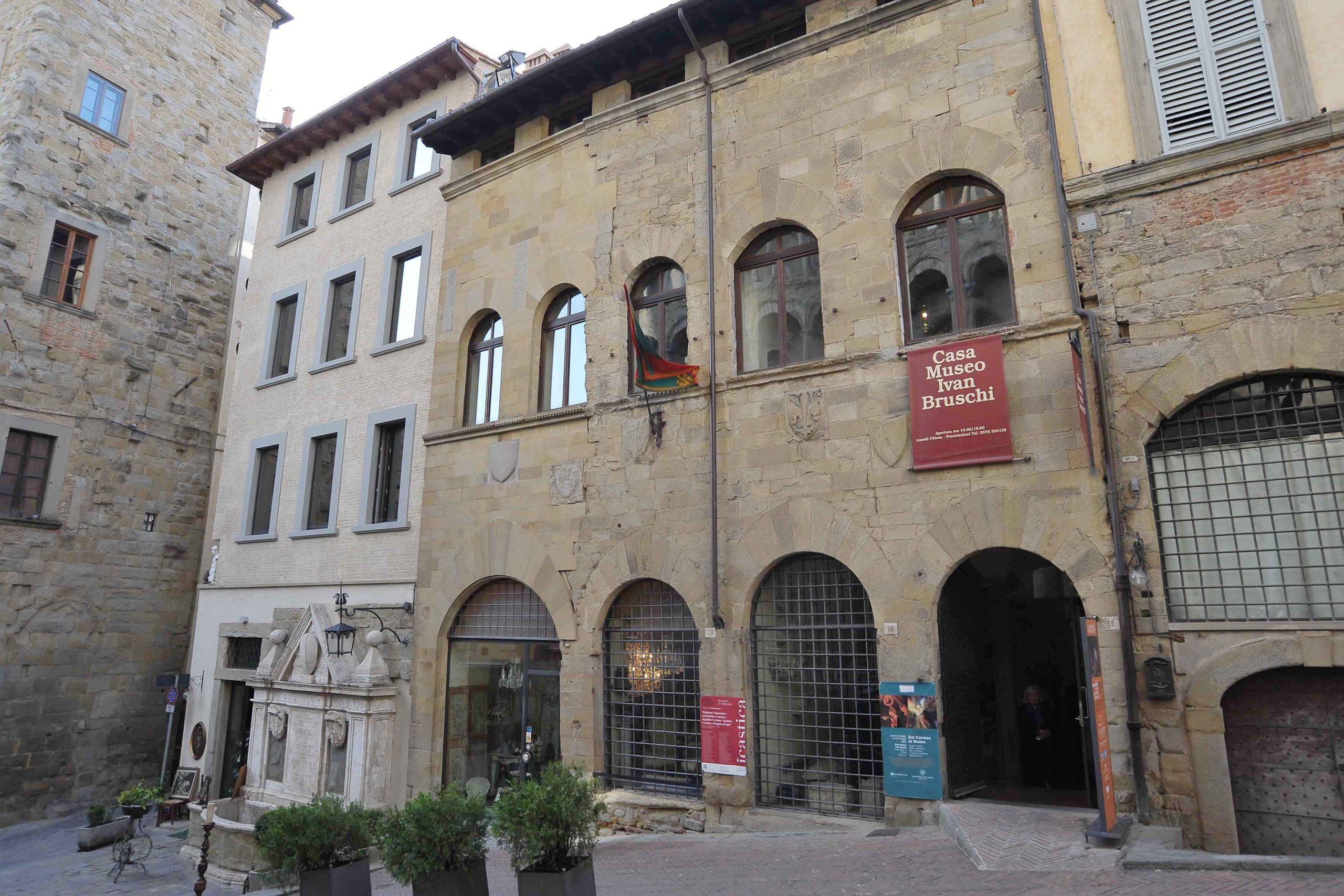 Incanti ad Arezzo.
