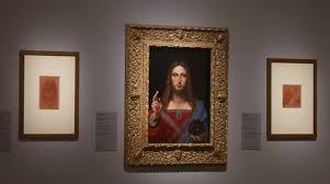 Leonardo al Louvre.
