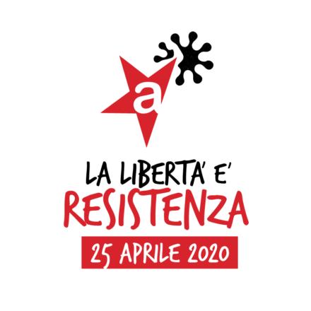 #iorestolibero. 25 Aprile 2020.