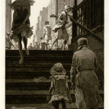Martin Lewis il Maestro di Edward Hopper.