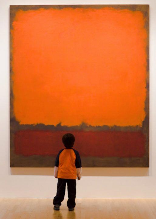 Mark Rothko. Il tragico in pittura.