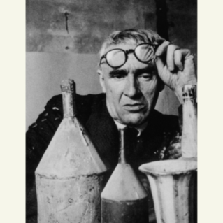 Giorgio Morandi. Le sue bottiglie come Madonne.