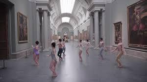 Danza. El Prado Museo.