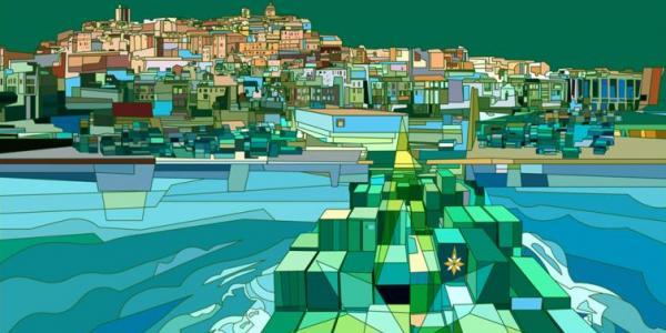 Pierpaolo Rovero. Viaggio attraverso le finestre delle città del mondo.