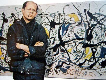 Jackson Pollock. Genio innovatore.