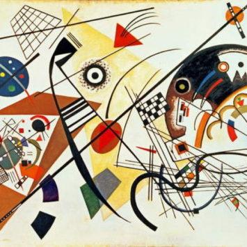 Kandinsky. Il sentimento dei colori.