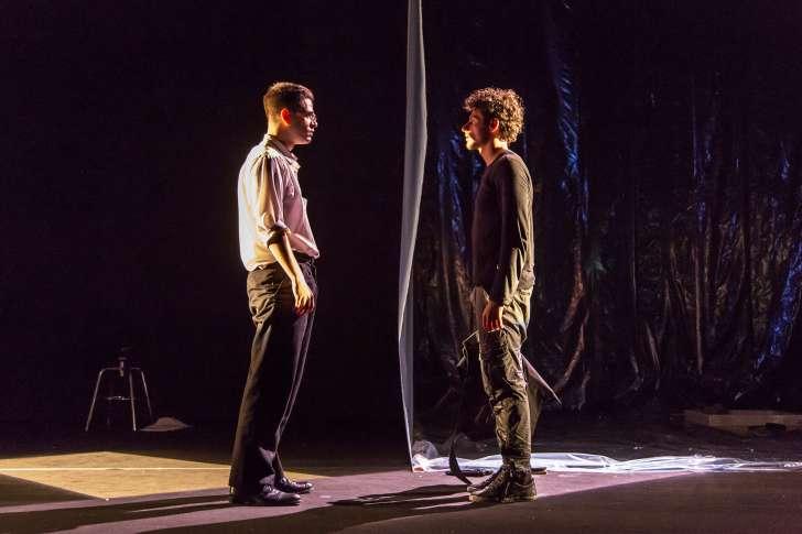 Io amo la morte come voi amate la vita. Teatro di Genova.