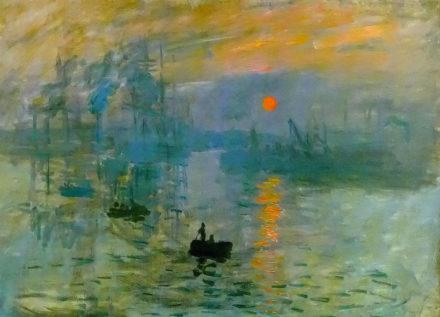 Bouguereau e Monet. L'Accademia e il suo contrario.