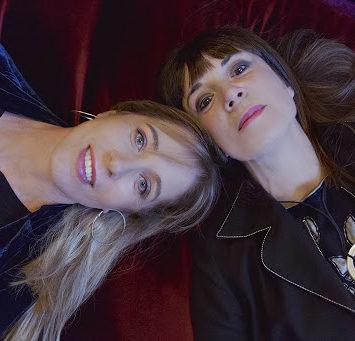 Ginevra Di Marco e Cristina Donà. Concerto a Fano.