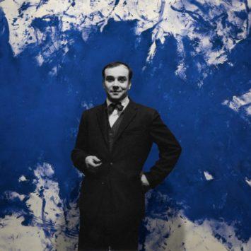 Yves Klein. Blue Internazionale.